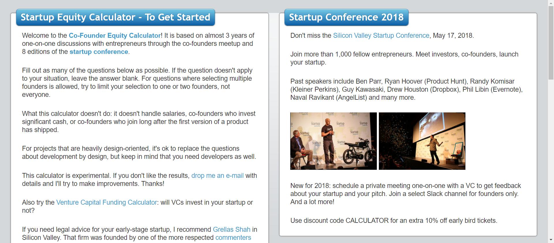 Foundrs website image